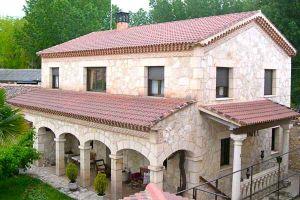 Casa rural La Palmera en Milagros - Burgos