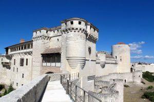 Castillo de Cuéllar - Casa Rural La Peñuela