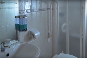 Baño - Casa rural Las Barricas