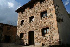 Casa rural Las Hoyas I y II en Tolbaños de Arriba - Burgos