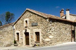Casa rural Malangosto en Sotosalbos - Segovia