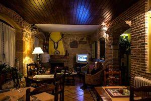 Casa rural con internet y televisión - Hontoria del Pinar