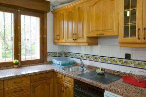Casa rural con cocina totalmente equipada en Santo Domingo de Silos