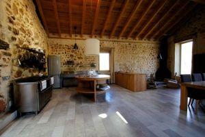 Casa rural ideal para ir en familia junto al Río Pirón - El Molino de Peñarrubias
