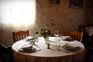 Bacalao - Especialidad de la casa - Restaurante Casa rural La Morada del Cura