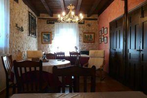 Lechazo asado castellano - Restaurante Casa rural La Morada del Cura
