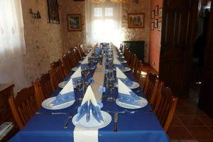 Casa rural con restaurante en Calabazas de Fuentidueña - Segovia