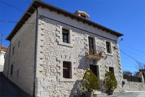 Casa rural La Morada del Cura en Calabazas de Fuentidueña - Segovia