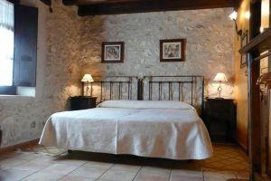 Casa rural situada en la comarca de Tierra de Pinares al norte de la provincia de Segovia