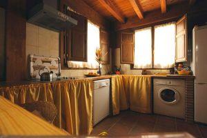 Casa rural con cocina totalmente equipada en la Sierra de la Demanda - Burgos