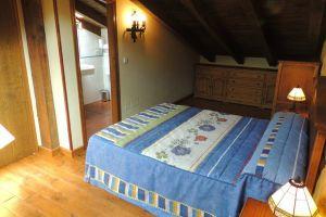 Habitación Casa rural Nines