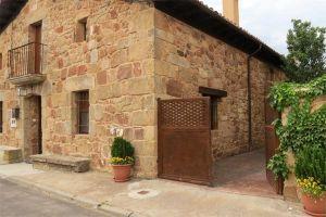 Casa rural La Casa de Piedra de la Aldea en Aldea del Pinar- Burgos