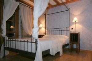 Habitación adaptada a personas con movilidad reducida en la Sierra de la Demanda - Burgos
