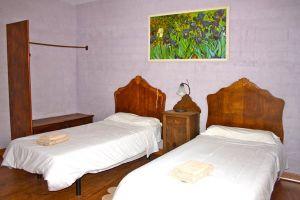 Alojamiento rural por habitaciones - El Rincón de la Tía Elena en Oquillas