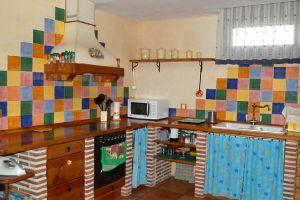 Alojamiento con servicio de comidas - Casa rural en Oquillas - Burgos