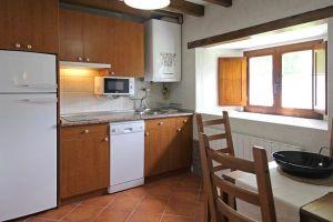 Casa rural con cocina totalmente equipada en Las Merindades - Burgos