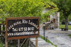 Casa rural con gran terraza y zona solarium en Las Merindades - Burgos