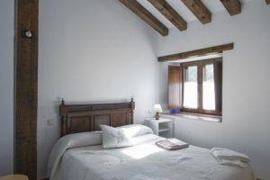 Antigua cabaña de ganado rehabilitada en Espinosa de los Monteros - Burgos