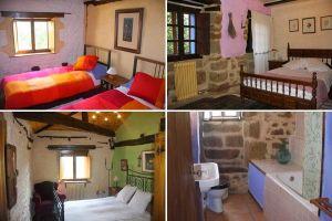 Casa rural en Las Merindades - Hoces del alto Ebro y Rudrón - Burgos
