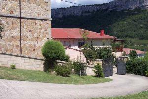Casa rural situada en un entorno privilegiado al norte de Burgos - La Serna