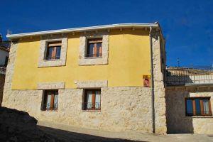 Casa rural La Solana en Sacramenia - Segovia