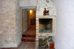 Casa rural con bodega, barbacoa y futbolín en Sacramenia - Segovia