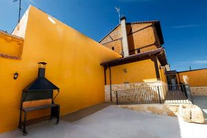 Casa rural Tío Vitor en Sinovas Aranda de Duero - Burgos