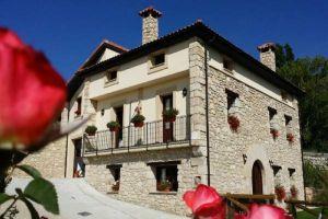 Casa rural Torres en Valdenoceda - Burgos
