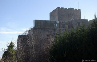 Castillo de Corullón