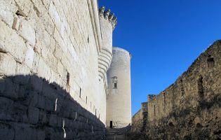 Muralla y Torre del Homenaje - Castillo de Cuéllar