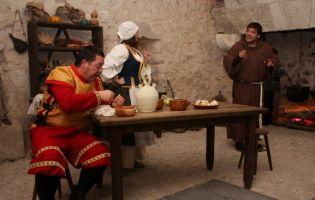 Qué hace en Cuéllar - Visitas teatralizadas al castillo