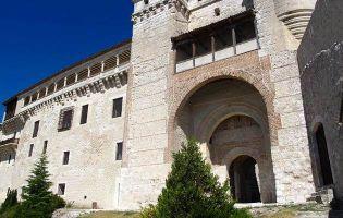 Arco Mudéjar - Castillo de Cuéllar