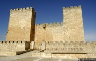 Castillo de Encinas de Esgueva