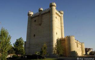 Visita Castillo de Fuensaldaña