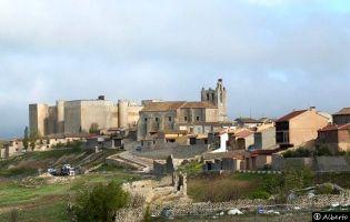 Visita Castillo Montealegre de Campos