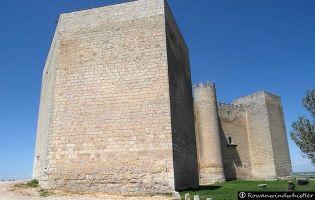 Castillo de Montealegre de Campos