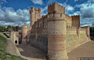 Visita Castillo de la Mota - Medina del Campo
