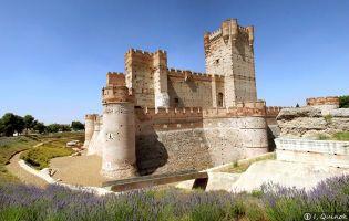 Castillo de la Mota - Medina del Campo