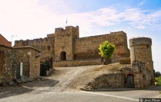 Visita Castillo de Trigueros del Valle