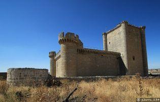 Visita Castillo de Villafuerte de Esgueva