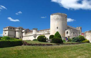 Castillos en Tierra de Pinares - Castillo de Cuéllar - Segovia