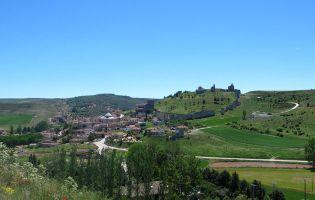 Fortalezas medievales en Tierra de Pinares - Fuentidueña - Segovia
