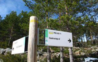 Castroviejo y Cueva Serena - Duruelo de la Sierra
