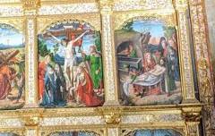 Retablo de San Miguel - Catedral de Astorga