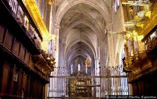Coro - Catedral de El Burgo de Osma