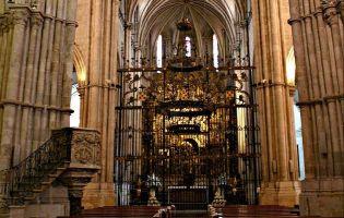 Altar Mayor - Catedral de El Burgo de Osma
