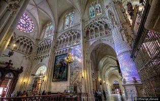 Arte en la Catedral de Burgos