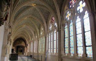 Uno de los claustros más bellos de España - Catedral de Burgos