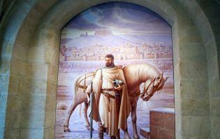 Retrato del Cid - Catedral de Burgos