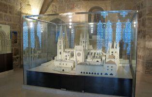 Viajar con niños - Centro de Interpretación Catedral de Burgos
